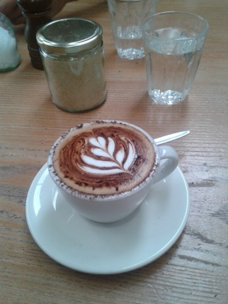 Last Australian Cappuccino